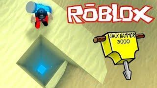 ¡Empecé a buscar tesoros con herramientas caras! Roblox Treasure Hunt Simulator #5