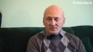 """Intervija ar Borisu Treiju Latvijā (""""Mans tēvs baņķieris"""")"""
