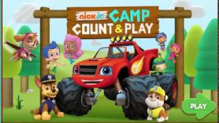 Baby Game -  Baby game for Kid game Camp Count and Play