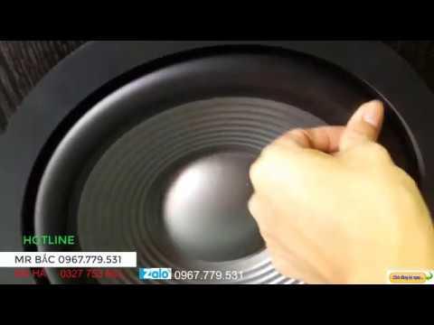 Loa SUB siêu trầm JBL 260P chính hãng NHẬP KHẨU cho dàn Karaoke