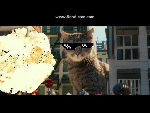 LEGO Ninjago Movie Parody - Evil Kitty - YouTube