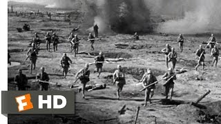 The Charge - All Quiet on the Western Front (2/10) Movie CLIP (1930) HD