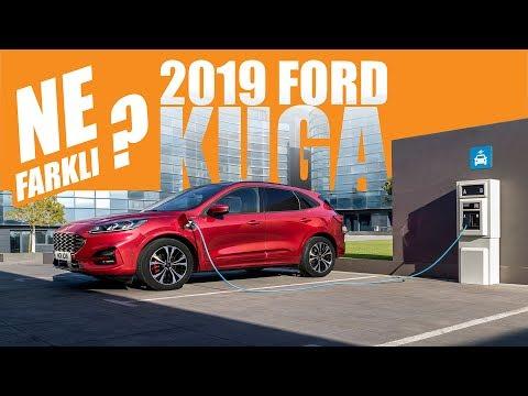 Neler değişti? | Yeni 2019 Ford Kuga