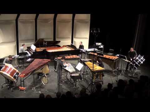 Sextet - Steve Reich - McGill Percussion Ensemble