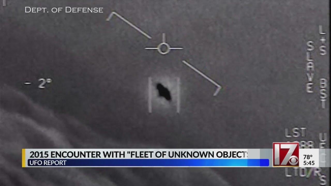 UFO report: Government unable to explain aerial phenomena in ...