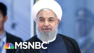 Iran Takes Center Stage After President Donald Trump's Twitter Threat | Velshi & Ruhle | MSNBC