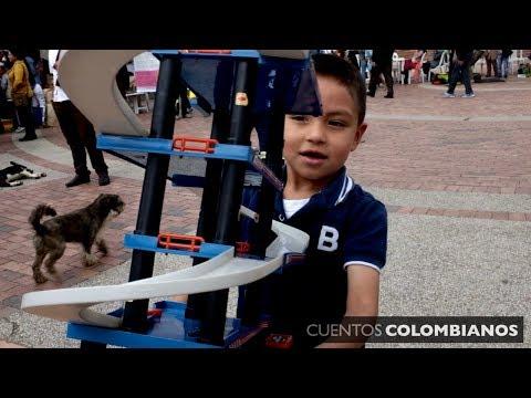 Trueque - Reciprocity and Exchange in Colombia (Yo Creo En Colombia)