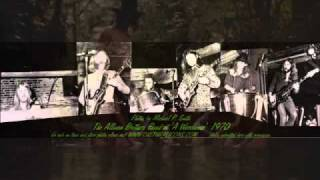 The Allman Brothers Band - Ain