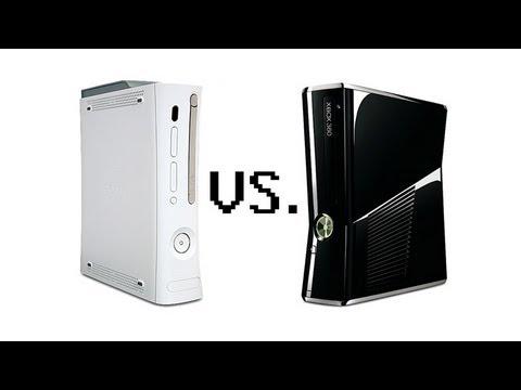 LGR - Xbox 360 Slim vs. 360 Original - YouTube
