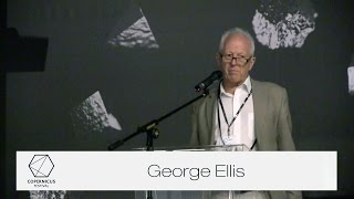 Some reflections on the nature of genius, George F.R. Ellis