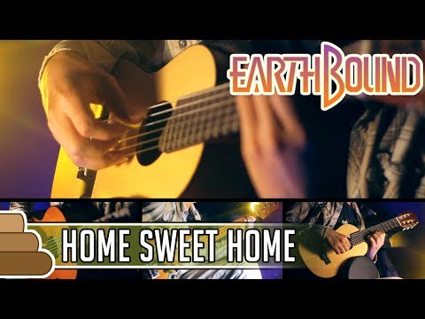 Suzuki & Tanaka - Home Sweet Home [Earthbound]