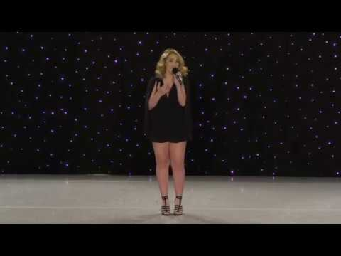 Love On The Brain - Rihanna [cover By Anne Marie Richardson With Valerie's Vocal Studio]