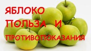 Яблоки. Польза и вред для здоровья.