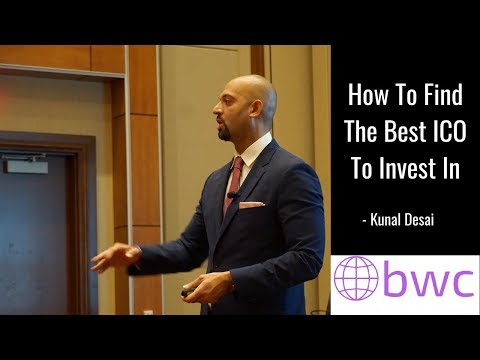 How to Invest in the Right ICO | Blockchain World Conference
