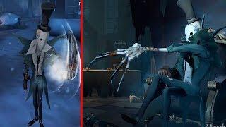Новый маньяк Ripper Identity V! Identity online - Horror Game! как Horrorfield