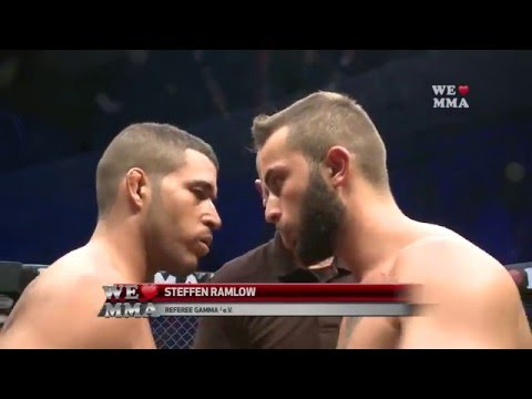 Tobias Thiago Huber vs Safak Aktop WLMMA Stuttgart 2015