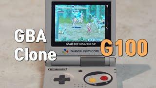 오락실 게임(CPS1)이 되는 GBA 타입 중국산 에뮬…