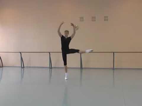Coda in ballet Ballet lessons