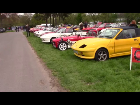 Ep1 The Alternative Car Show Stoneleigh 2017