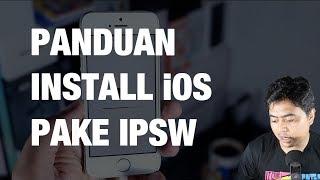 Cara Upgrade / Downgrade iOS dengan IPSW — Beserta Kelebihan dan Kekurangannya   MacPoin #2