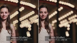 Canon RF 85mm F1.2 L USM DS Lens Announcement Video with Rudy Winston