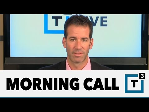 Morning Call: From Greed To Complacency, Comes Fear