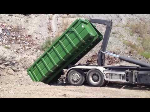 Контейнер под строительный мусор заказать