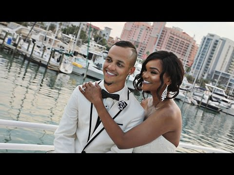 Wedding Hyatt Regency Yacht Sensation Clearwater Beach