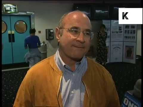 1990s Bob Hoskins Interview