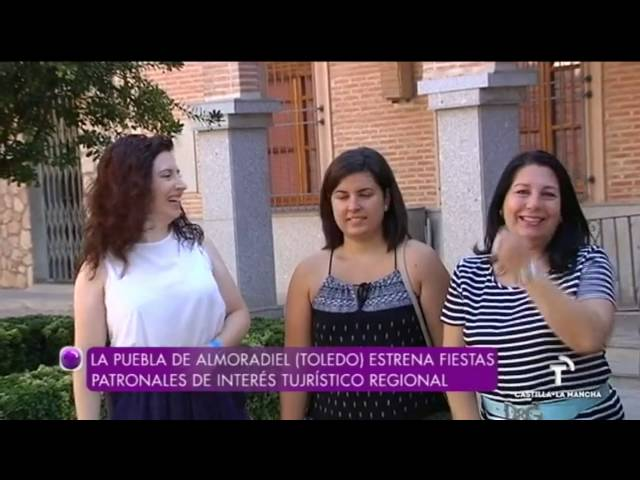 La Puebla de Almoradiel comienza sus fiestas de Interés Turístico Regional.