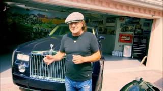 Cars That Rock with Brian Johnson - Rolls-Royce