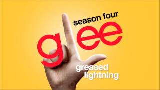 Greased Lightning - Glee [HD Full Studio]