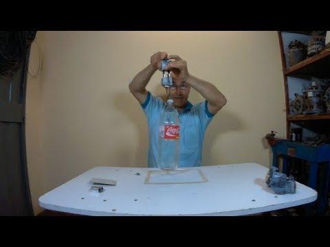 Extraño Experimento con 2 Bombas de Lavadora / Strange Experiment with 2 Washing Machine Pumps