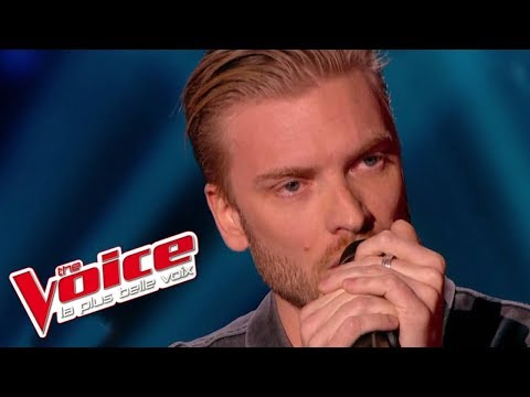 Alain Bashung – La Nuit je mens | Guilhem Valaye | The Voice France 2015 | Blind Audition