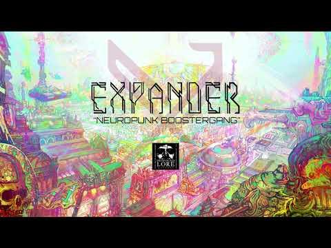 EXPANDER - Neuropunk Boostergang (full album stream)