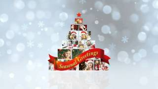 christmas greetings motion
