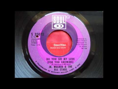 jr. walker & all stars - do you see my love