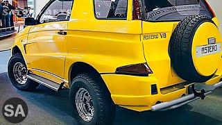 """Прорыв для 90-х или УАЗ 3182 """"Астеро"""""""