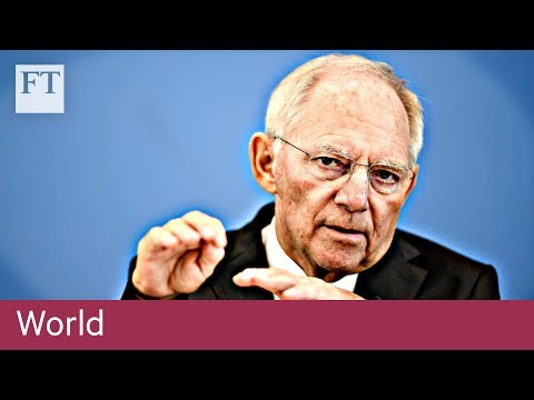 Schäuble warns of financial crisis | World