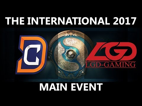🔴 [ABED MEEPO] DC vs LGD GAME 1, The International 2017, LGD vs DC