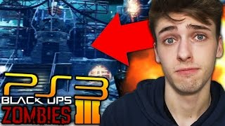 THE GIANT SUR PS3 ! 😱🎮 BLACK OPS 3 ZOMBIES