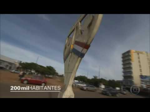 Reportagem do Fantástico - Fronteira Ponta Porã / Pedro Juan