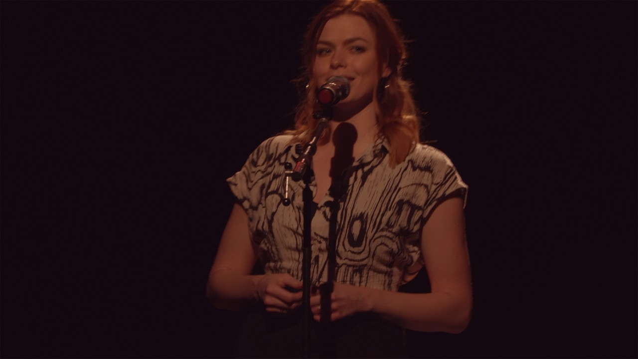 "Sarah Madeleine Kappeler sings ""I really really love you"" by Scott Burkell & Paul Loesel"