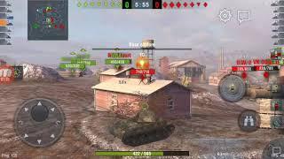 World of Tanks Blitz (Indonesia) - T67 (2 Kills)