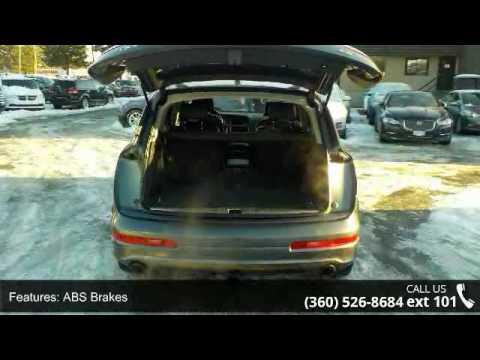 Audi Q Rd Row Seating Quattro SLine Premium A YouTube - Audi 3rd row