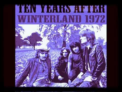 Ten Years After - Live at Winterland, San Francisco 1972