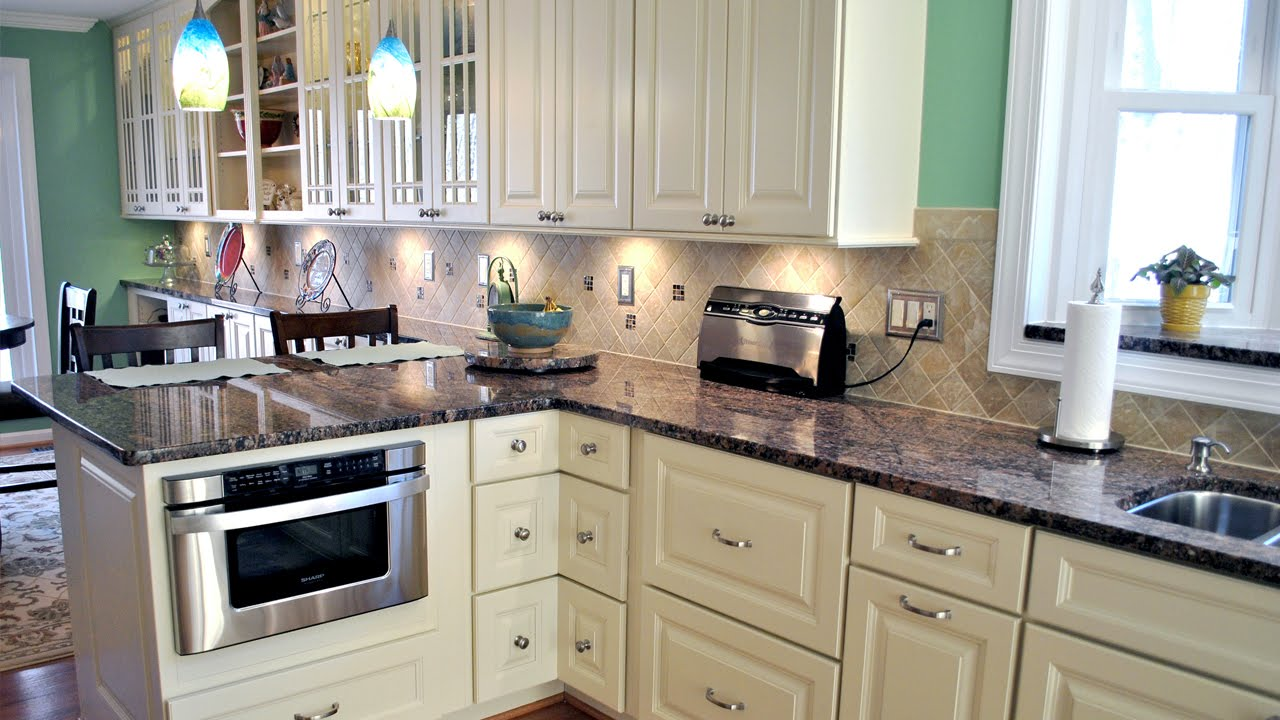 Kitchen And Dining Room Remodel In Nokesville, VA   Northern Virginia  Remodeling   YouTube