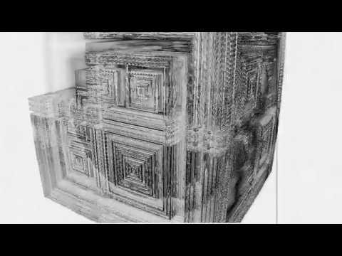 3D Fraktal - Video (160c) ... eine weitere Variation