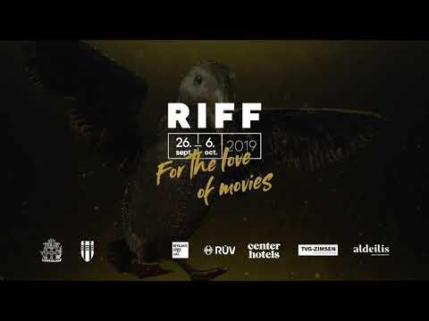 Veröld sem var Panel - RIFF 2019