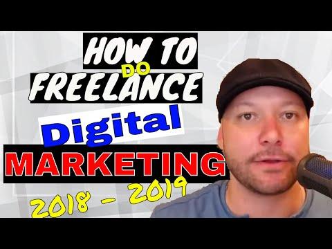 How To Do Freelance Digital Marketing